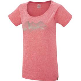 Millet Itasca - T-shirt manches courtes Femme - rouge